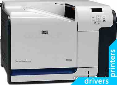 принтер HP Color LaserJet CP3525n (CC469A)