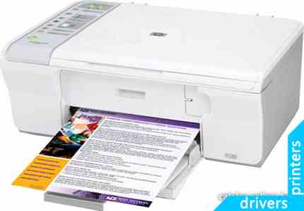 принтер HP Deskjet F4280 All-in-One Printer (CB656A)