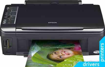драйвер для принтера epson stylus tx209 скачать бесплатно