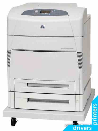 Принтер HP Color LaserJet 5550dtn (Q3716A)