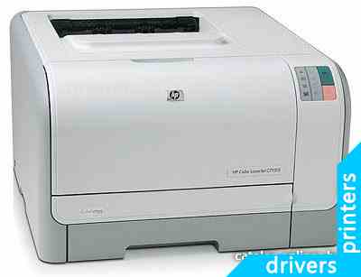 Принтер HP Color LaserJet CP1215 (CC376A)