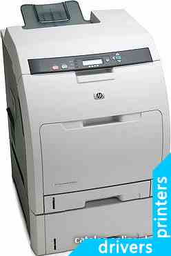 Принтер HP Color LaserJet CP3505x (CB444A)