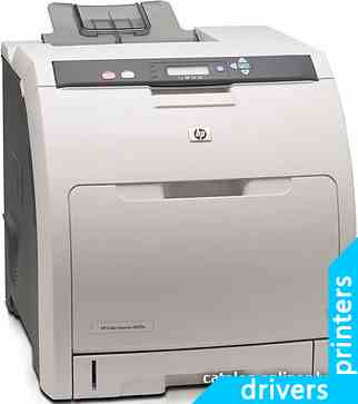 принтер HP Color LaserJet CP3505dn (CB443A)
