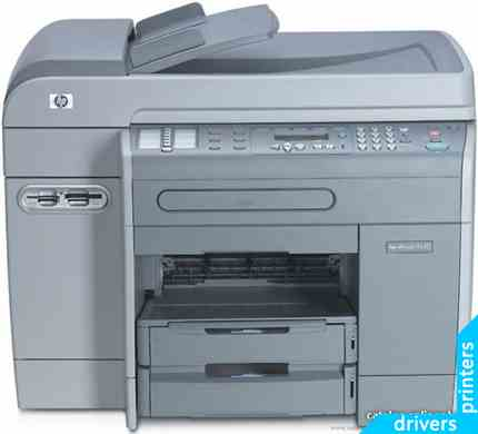 принтер HP Officejet 9130 (C8144A)