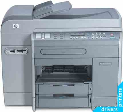 принтер HP Officejet 9120 (C8143A)