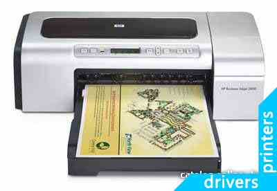 Принтер HP Business Inkjet 2800 (C8174A)