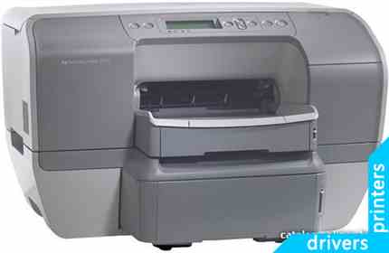 Принтер HP Business Inkjet 2300dtn (C8127A)