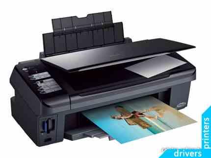 Epson к драйвера принтеру
