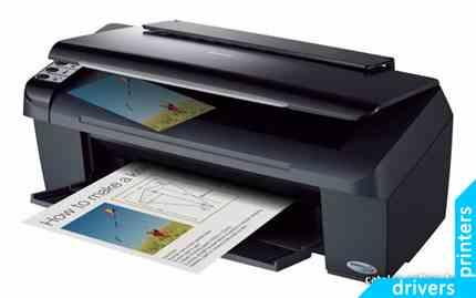 Скачать драйвер для принтера Epson Stylus Cx4300