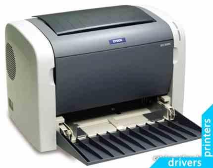 Epson Epl 6200 драйвер скачать - фото 8