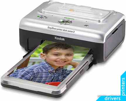 принтер Kodak EASYSHARE Printer Dock Series 3